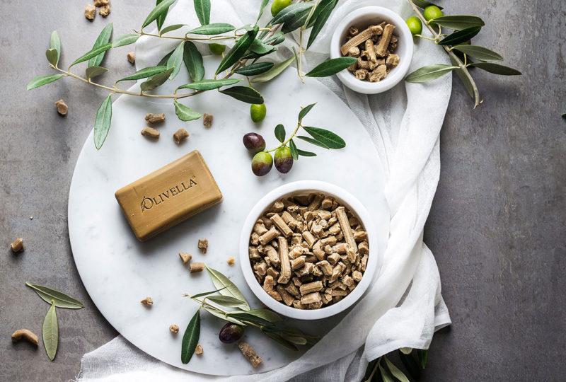 Olivella – Bar and liquid soap