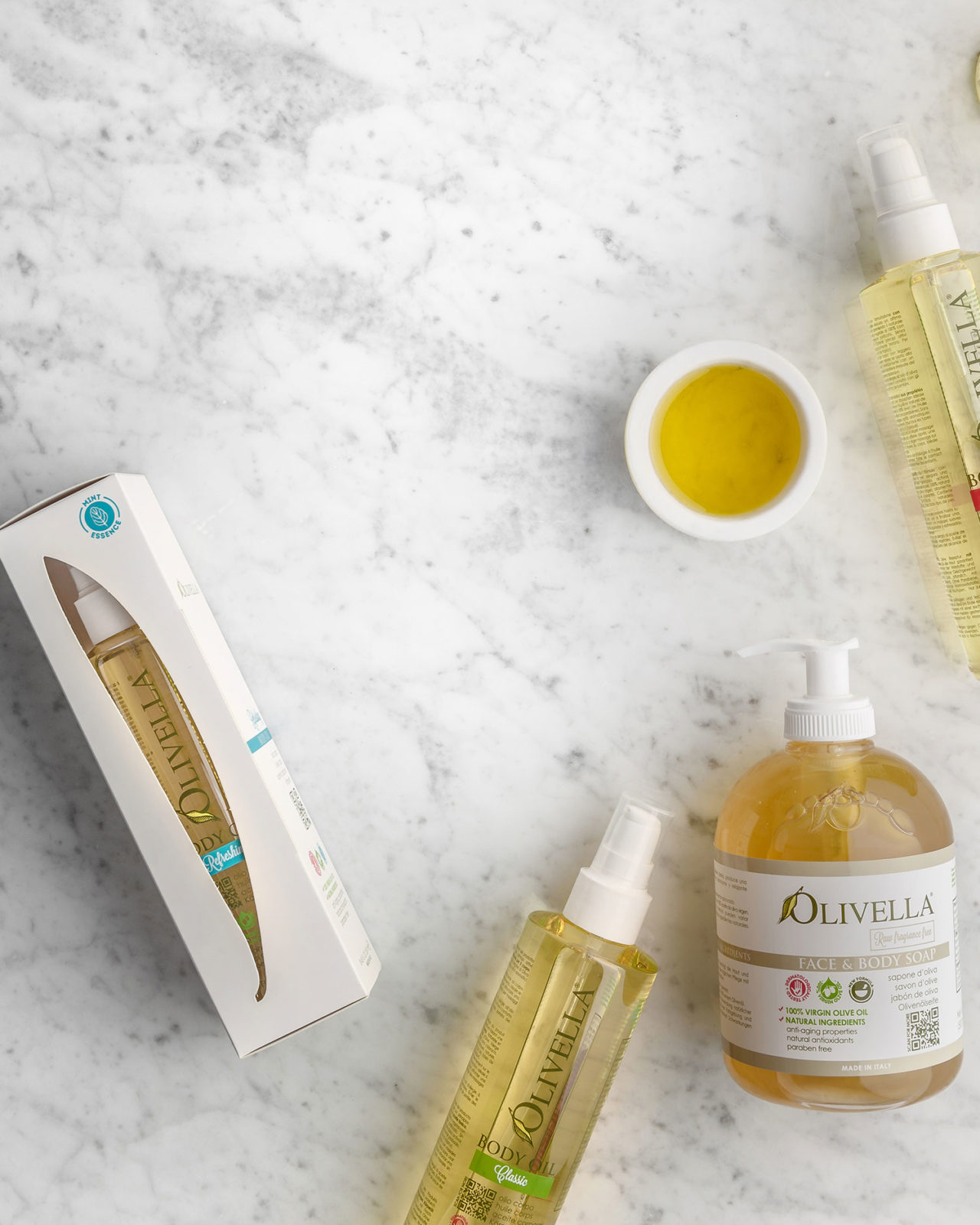 Fancy Lab for Olivella