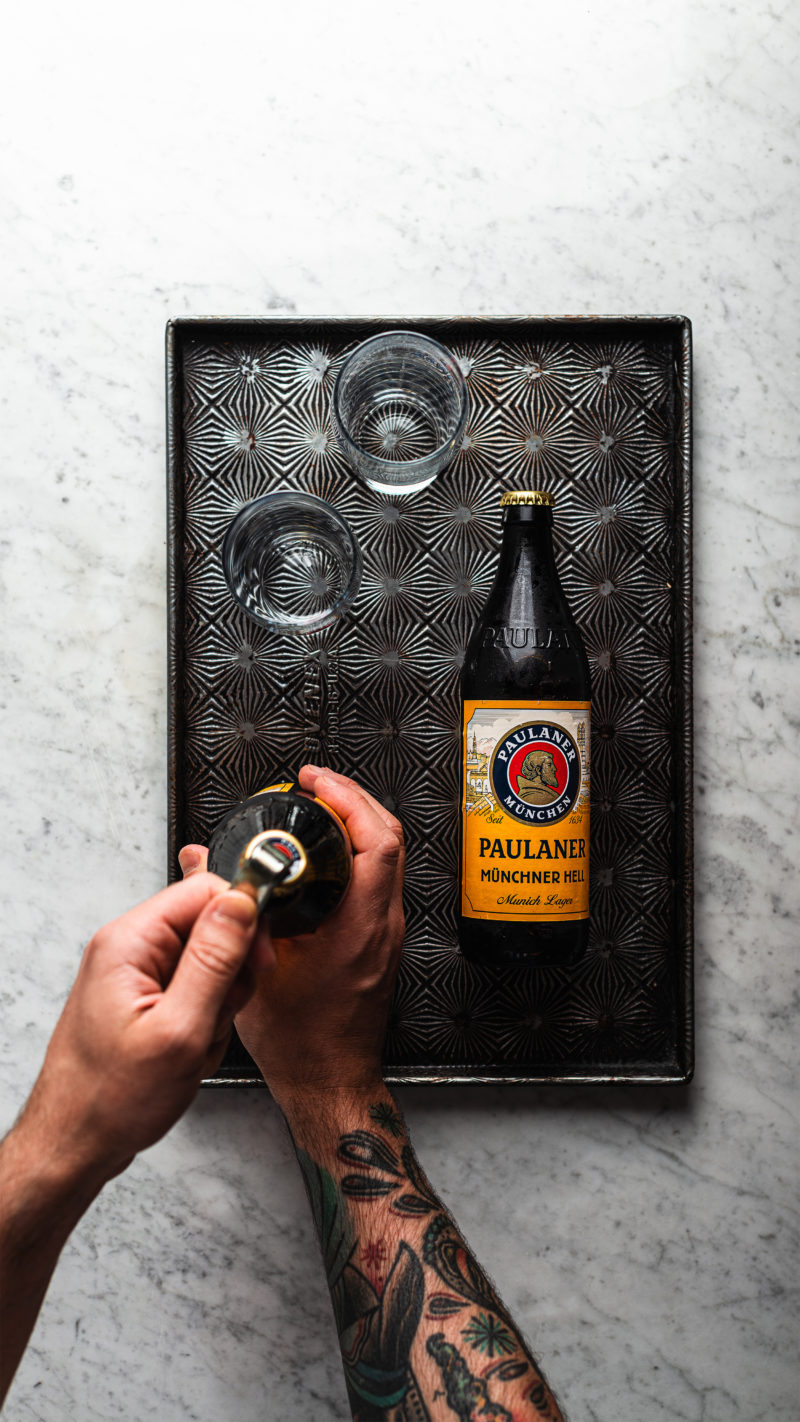 Fancy Lab per Birra Paulaner