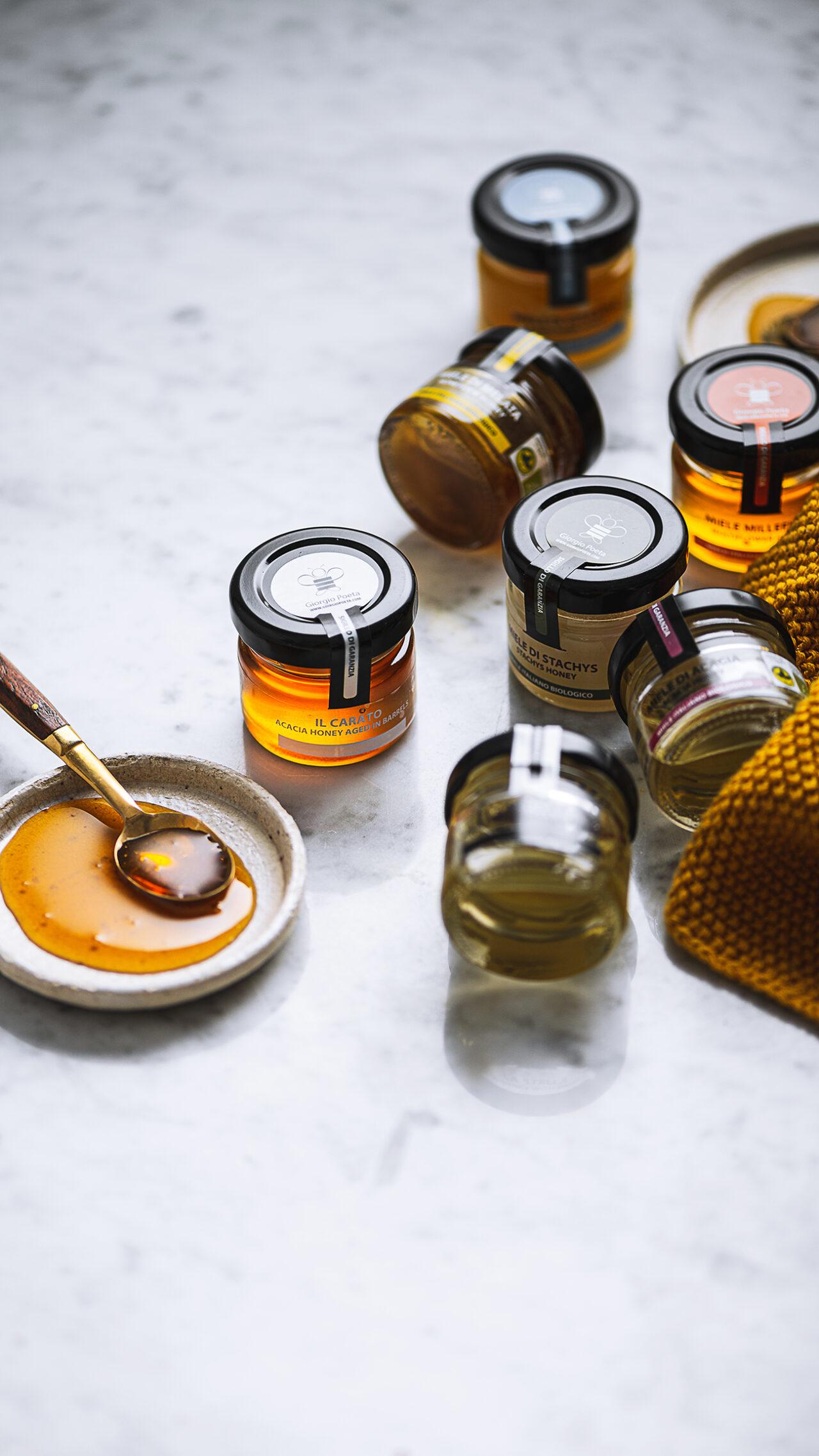 Giorgio poeta miele by Fancy Lab di Alessandro Zaccaro