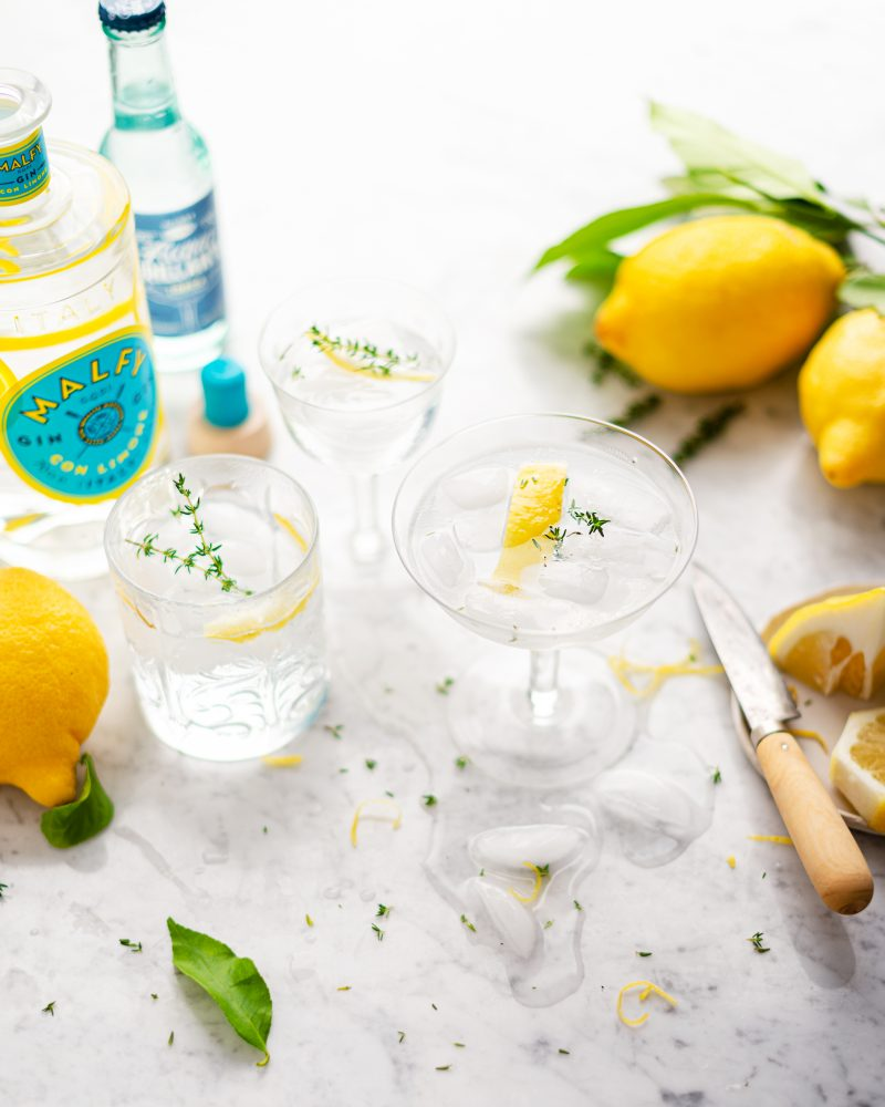 Gin Malfy shooting by Fancy Lab di Alessandro Zaccaro